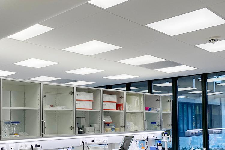 Optimal belysning med et flot resultat hos Panum Instituttet