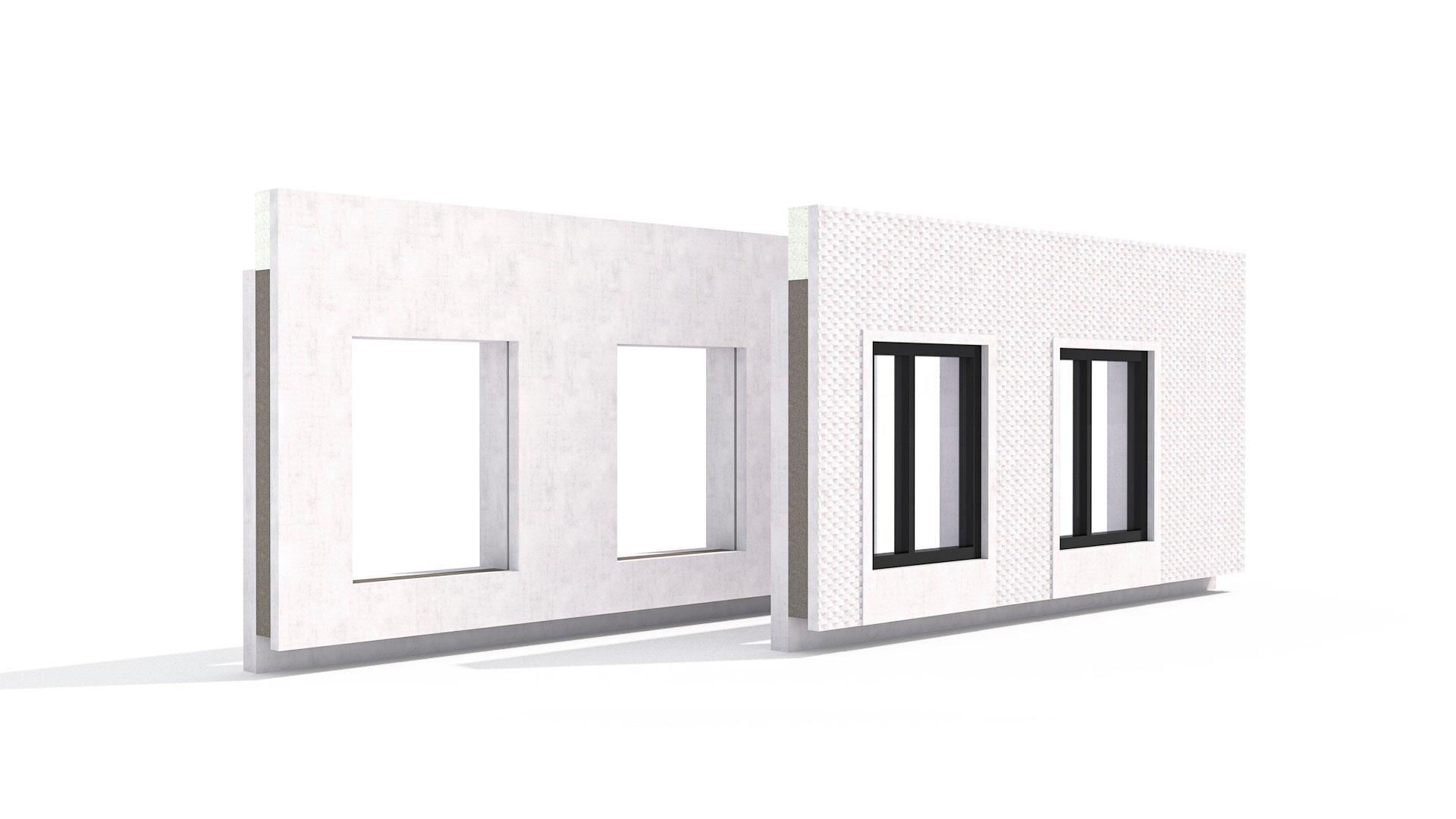 Bedre byggeproces med sandwichelementer i beton fra Contiga