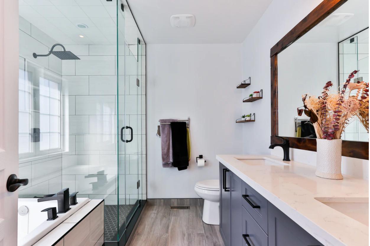 3 muligheder for renovering af badeværelset