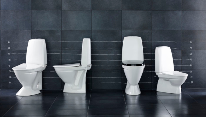 ifö: Toiletter til alle opgaver