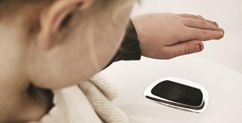 Ifö Sign Sensor - det berøringsfri toiletskyl