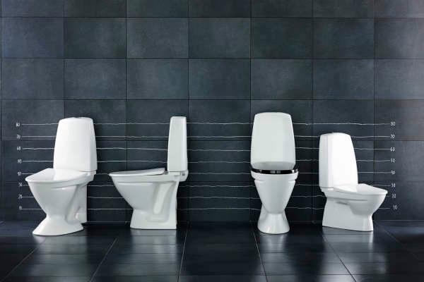 Toiletter gennem årtier
