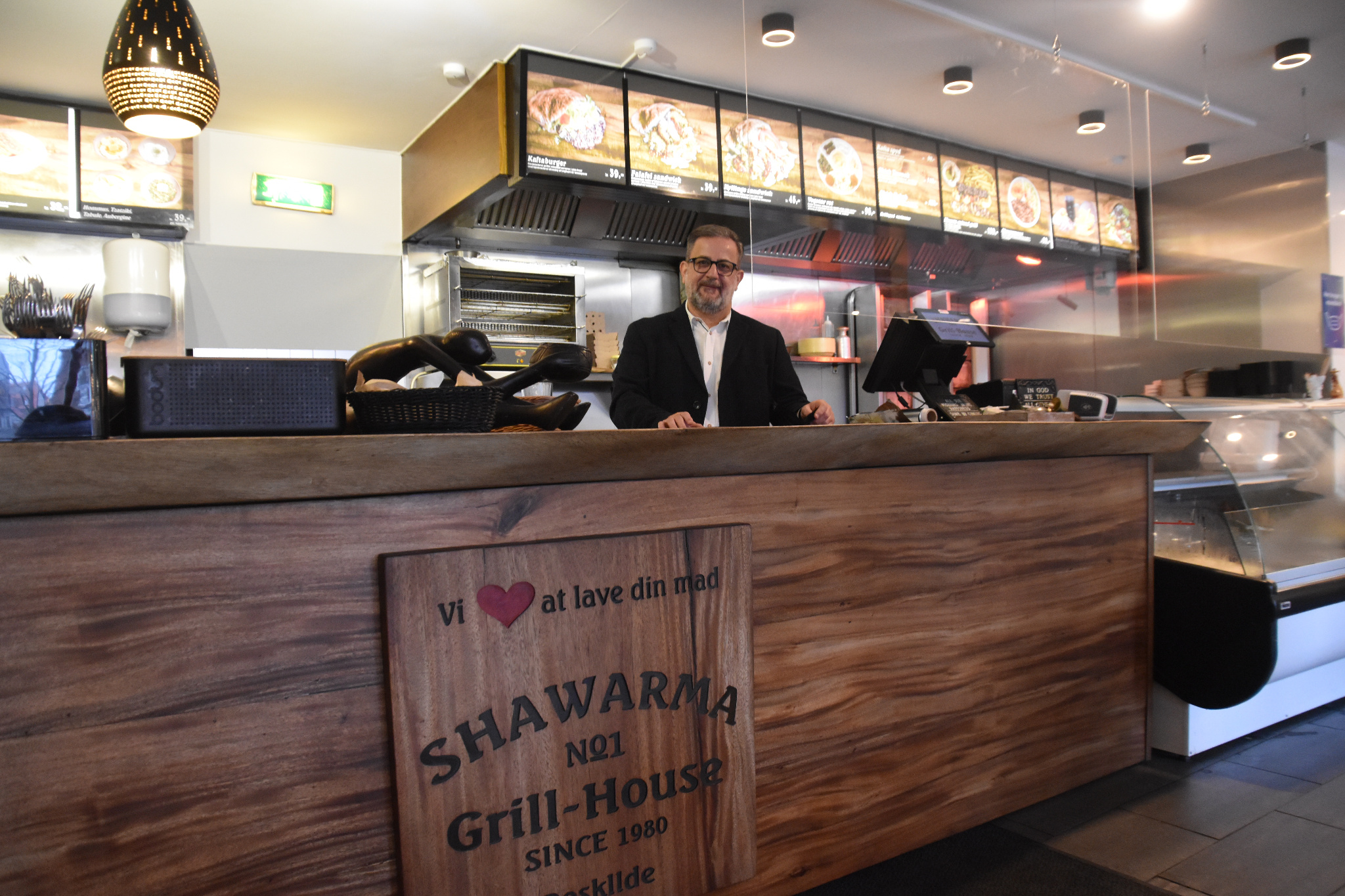 Få designet og indrettet din restaurant, dit kontor, din butik ALT er muligt.