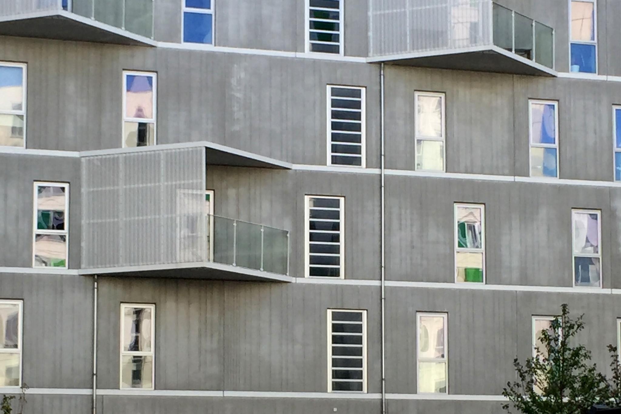 Brandsikkerhed i top på højhuse med Colts varme-luftsluser