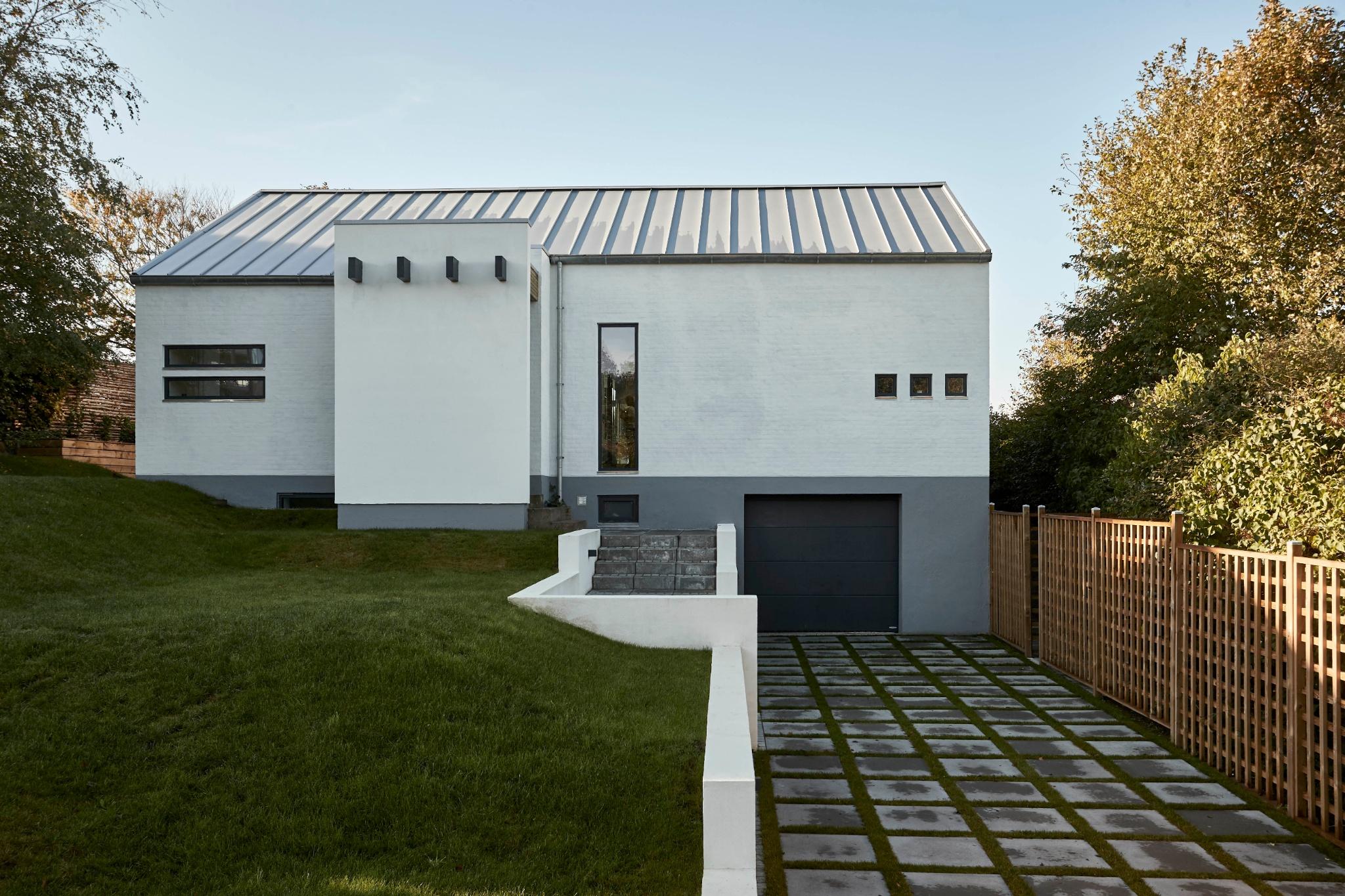 Nordic Klikfals topper arkitektkunst