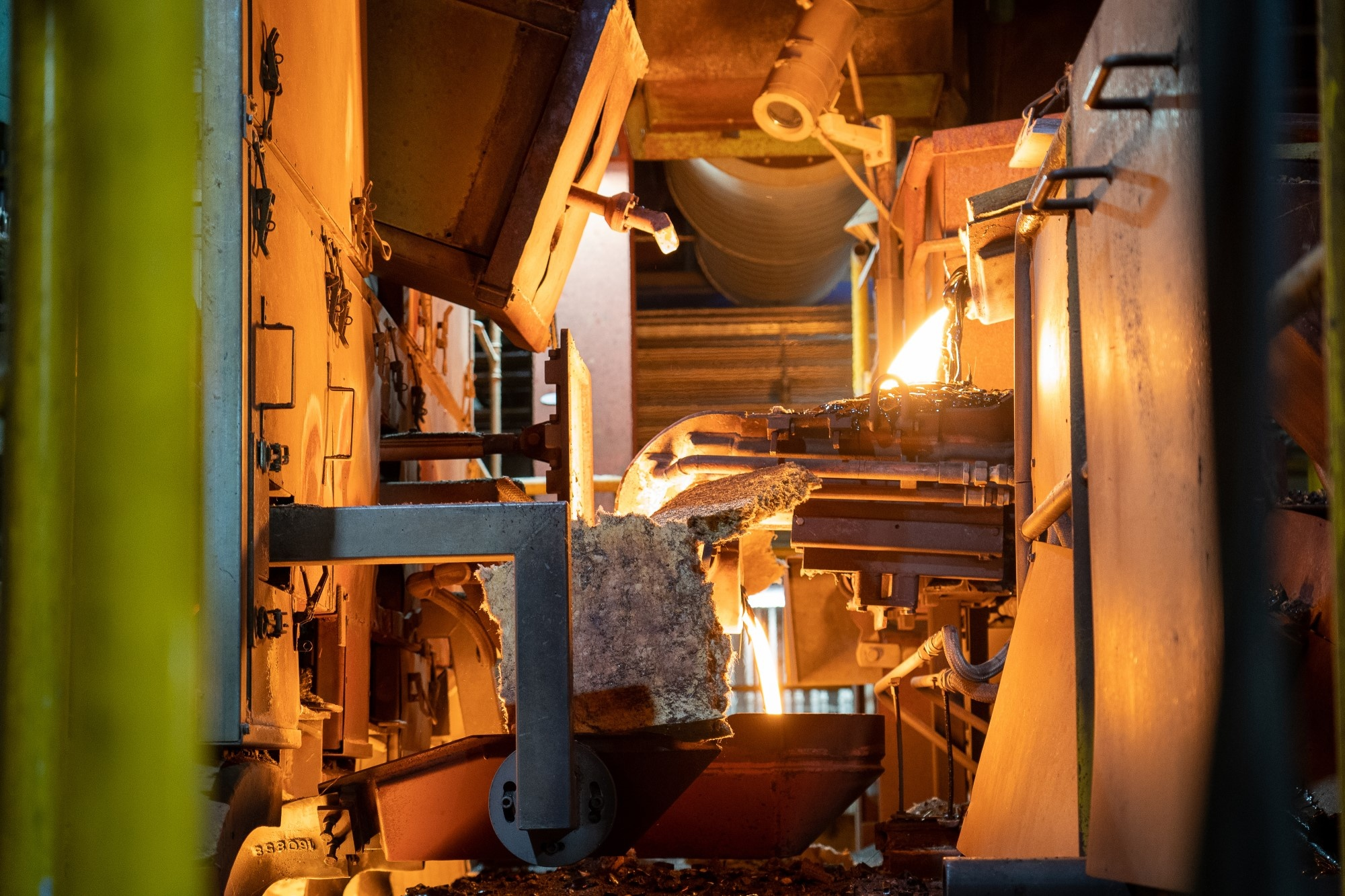 ROCKWOOL åbner for den grønne hane og viser vejen for energiintensiv industri