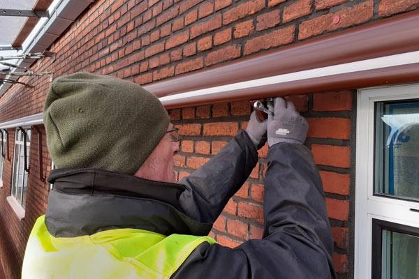 1.000 lbm. vinduesmarkiser til Universitetsbyen i Aarhus