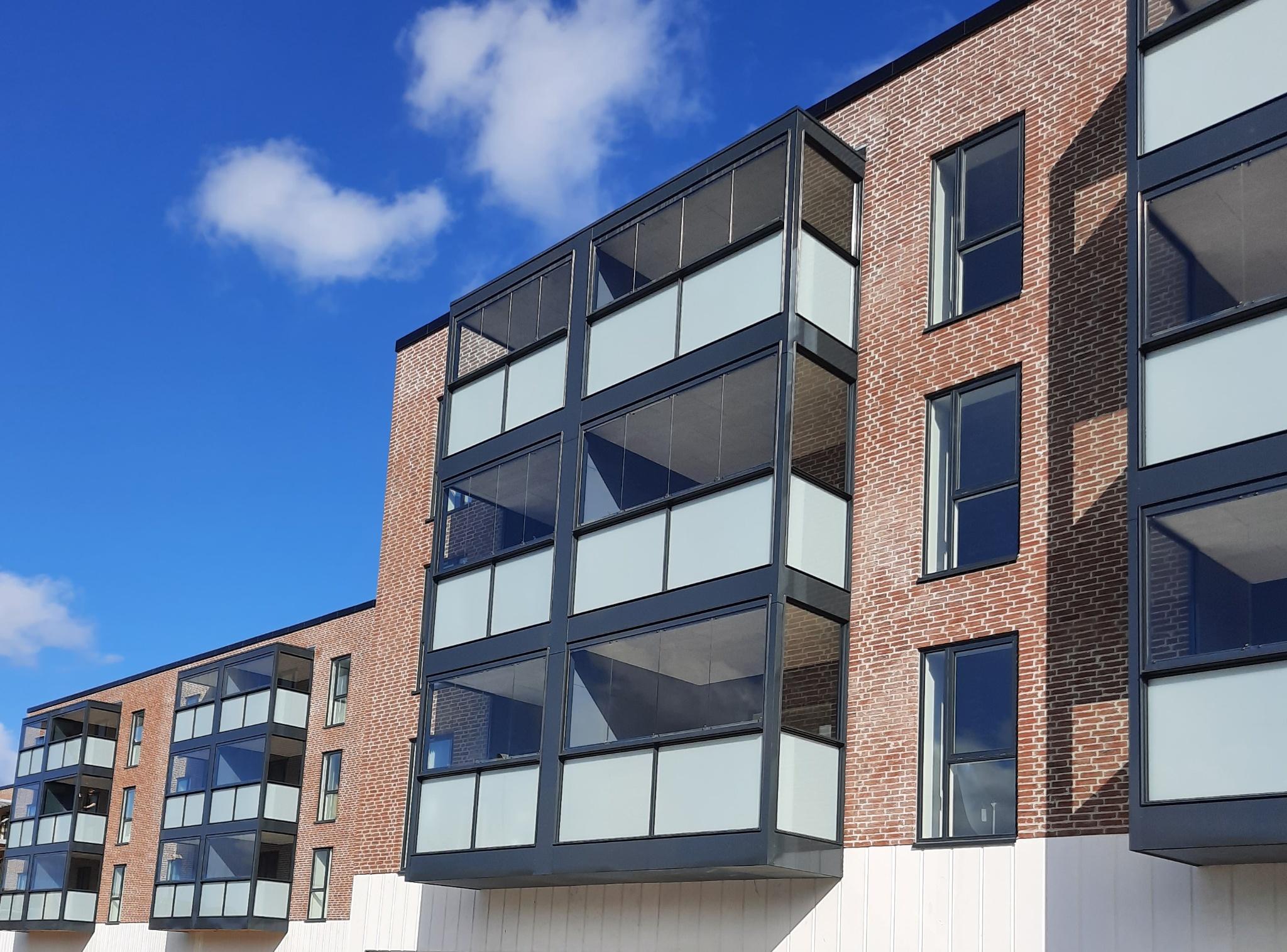 Nye boliger forlænger altansæsonen for solglade seniorer