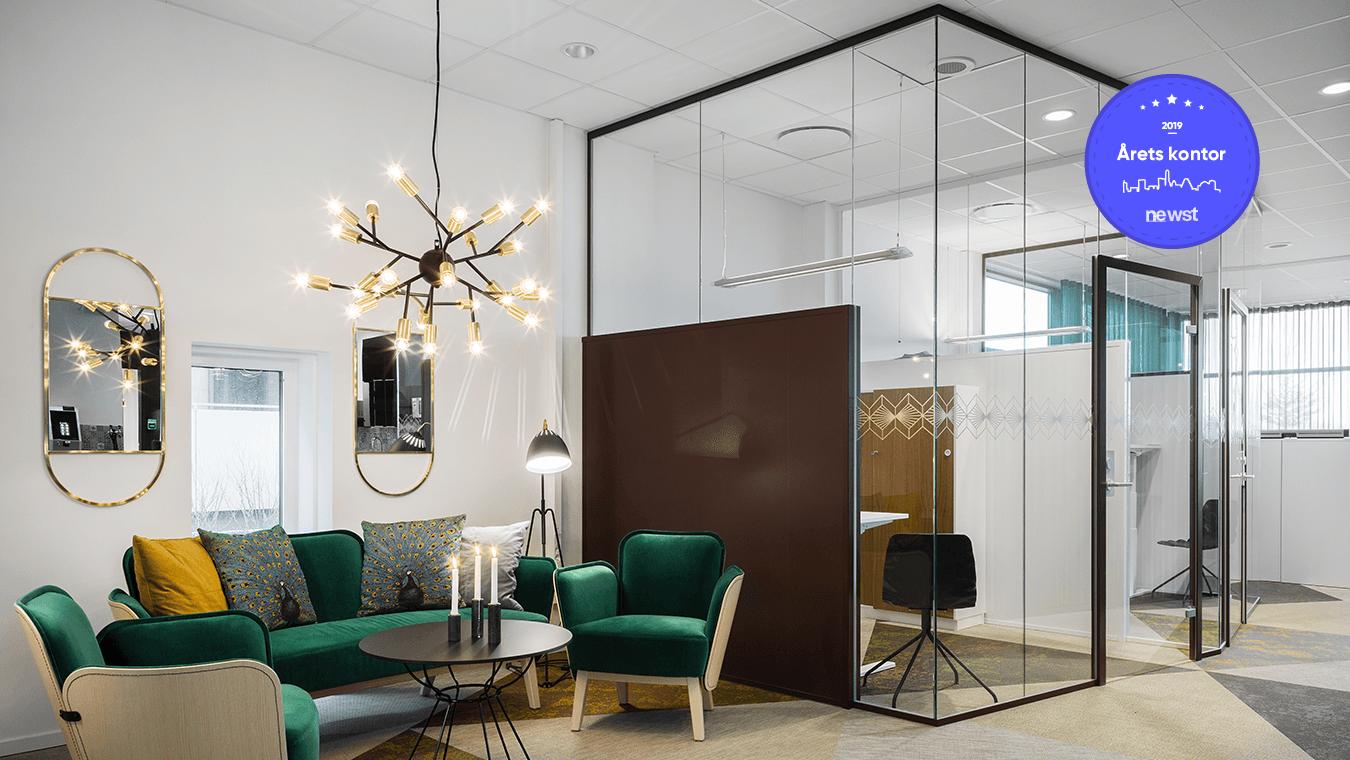 Moelven Modus kontor, Malmø