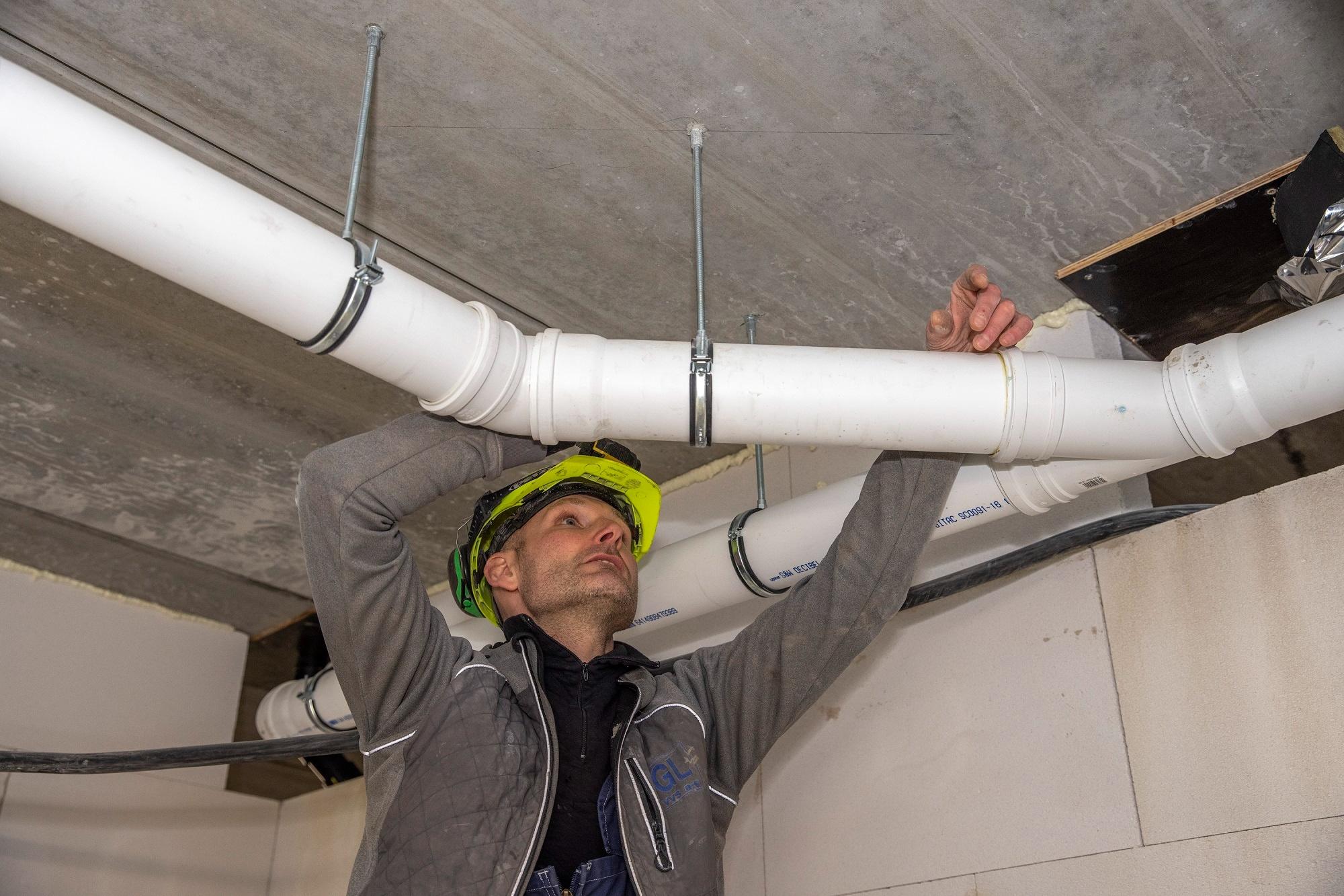 Grønttorvets nye lejligheder får installationer i DGNB Guld klassen for bæredygtighed