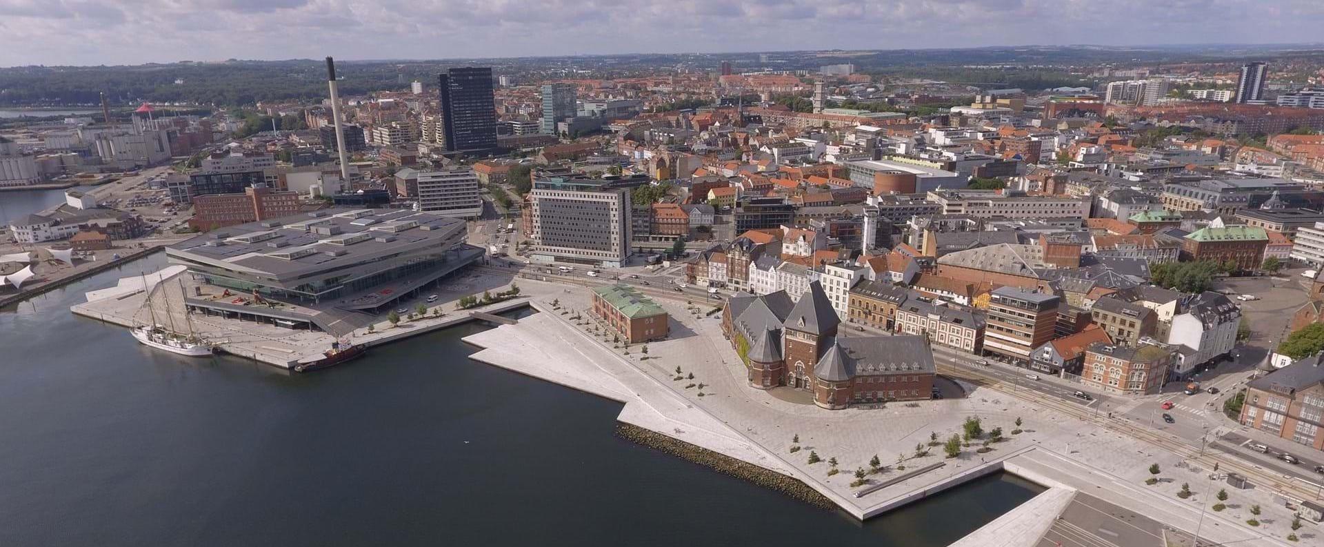 Aarhus Kommune satser stort på Byggeweb og Connex med ny samarbejdsaftale