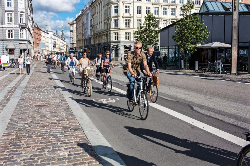 Det skal være attraktivt at bruge cyklen i byerne