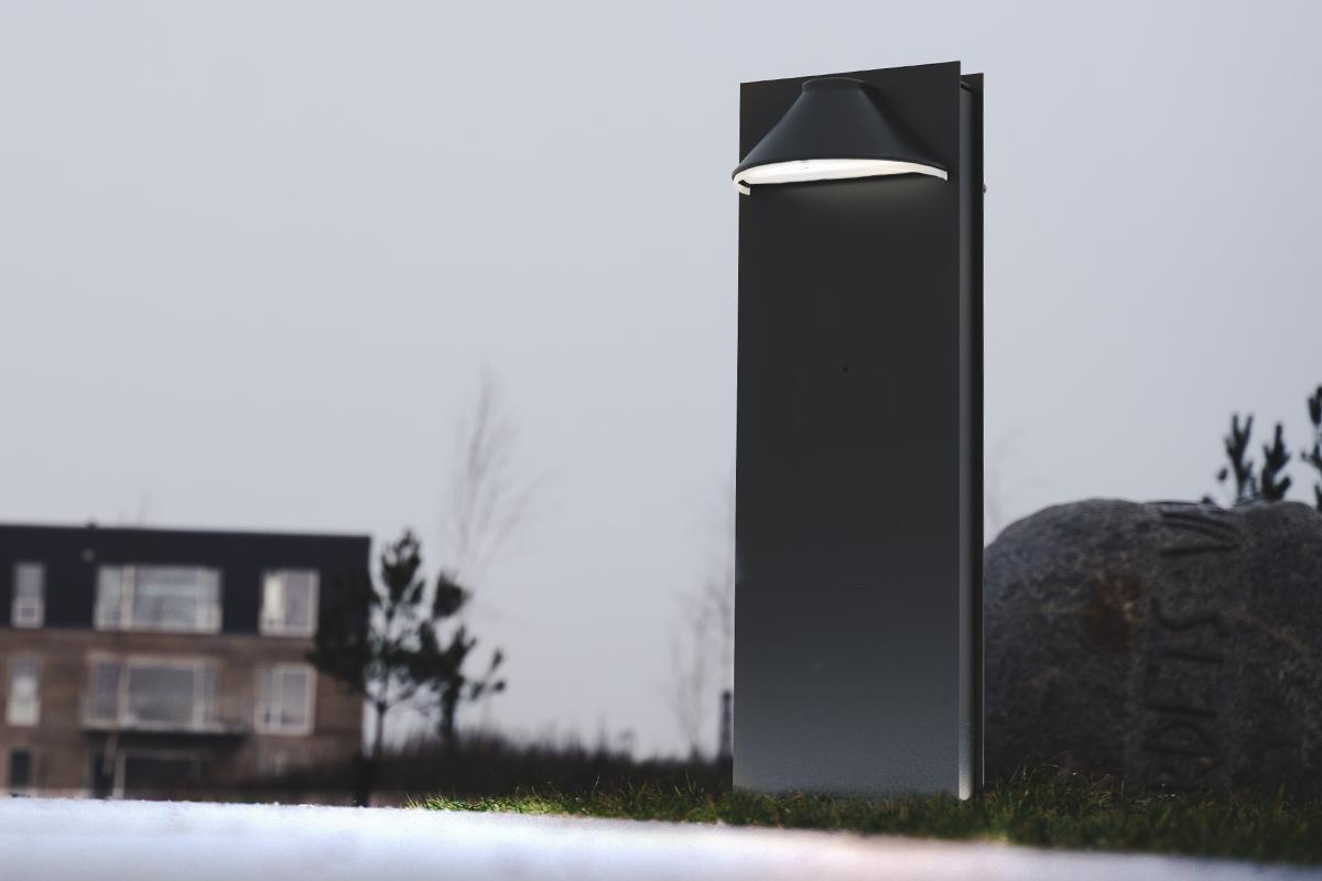 Ny produktserie af udendørsbelysning udviklet af LITE