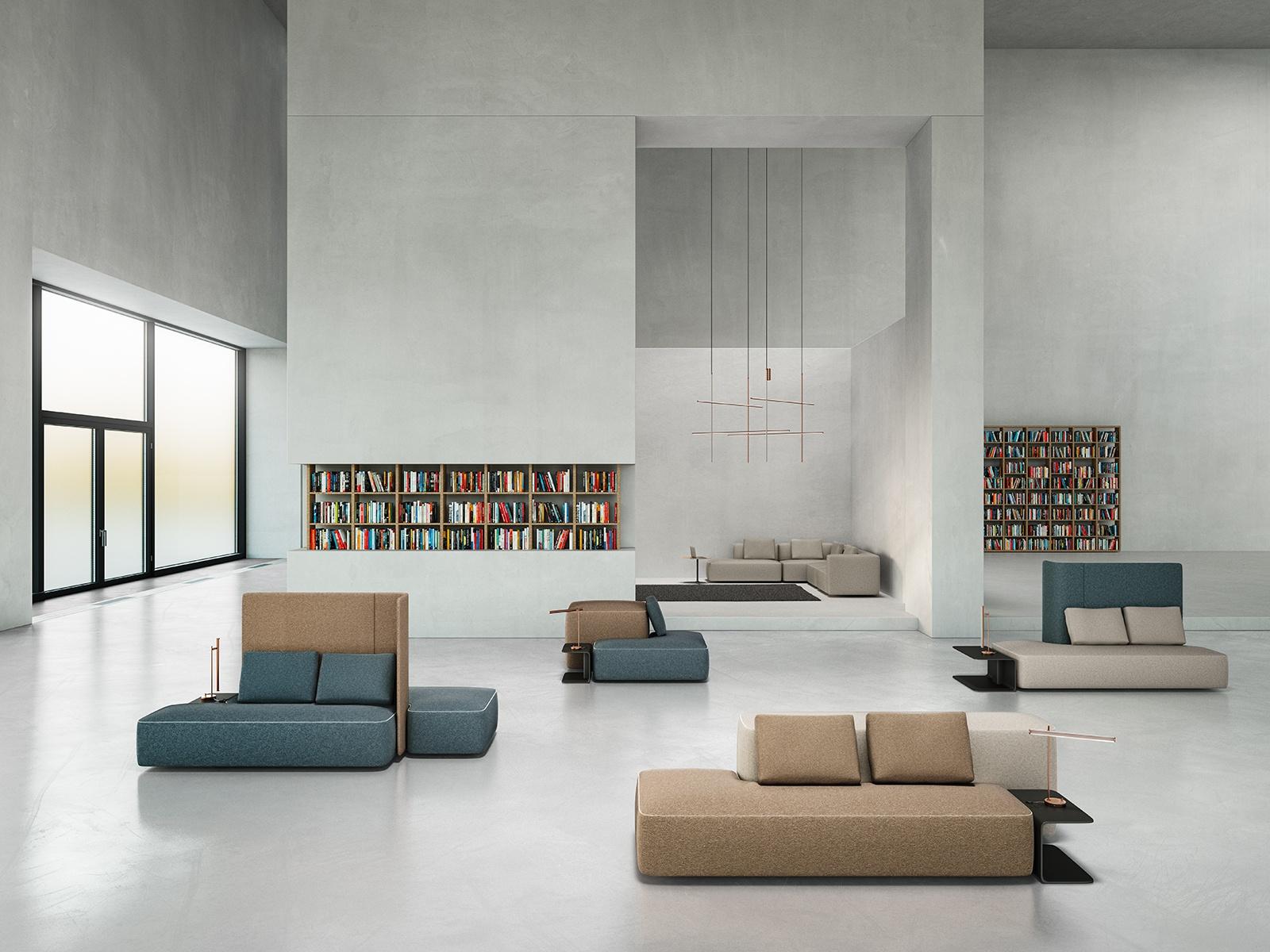 Find en komfortabel plads overalt: Brunners modulære oase