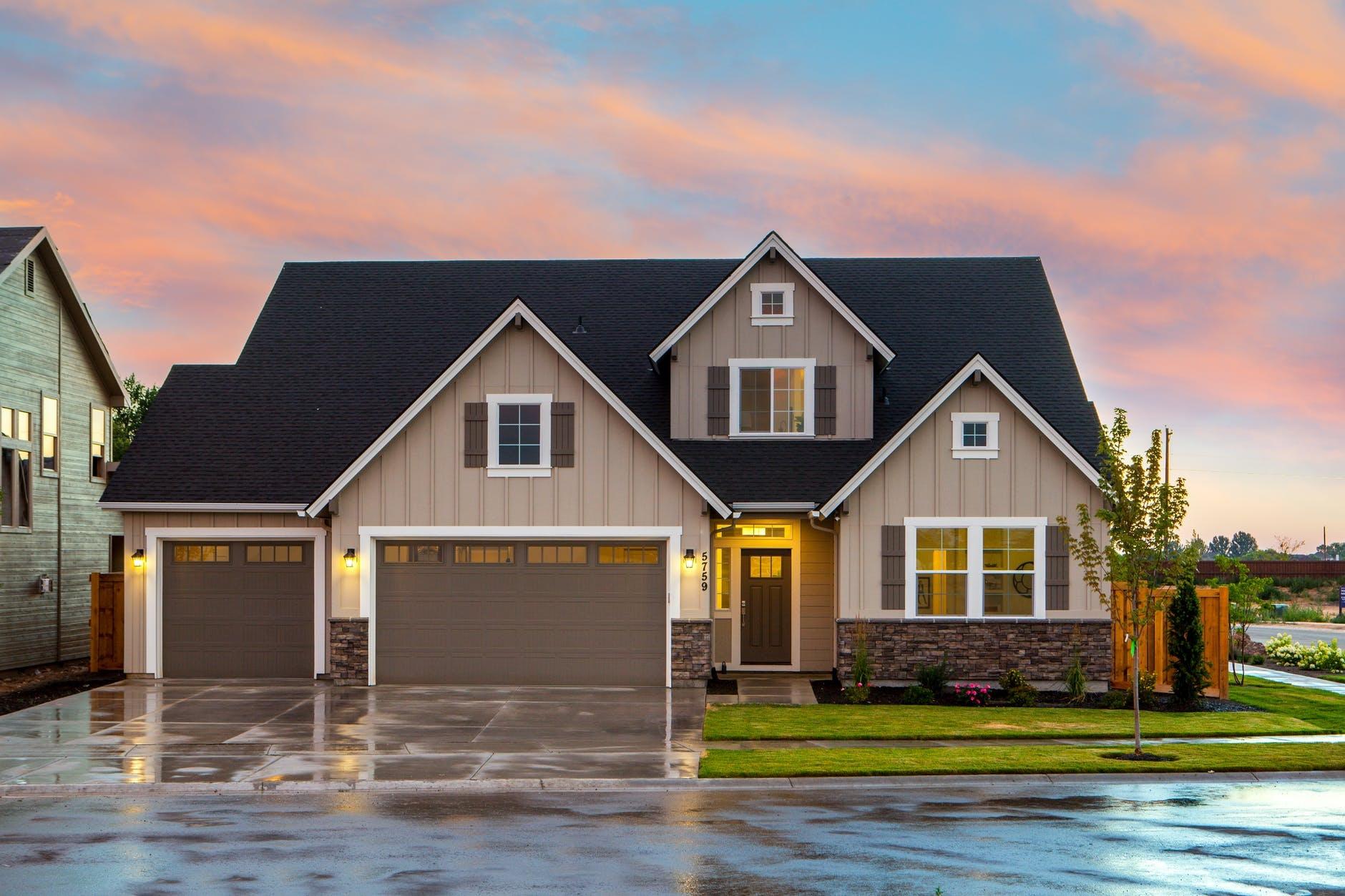 Sådan kommer din boligs ydre til at se nyere ud