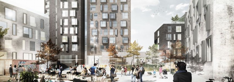 Nyt kollegie i Aarhus skaber de perfekte rammer for byens unge