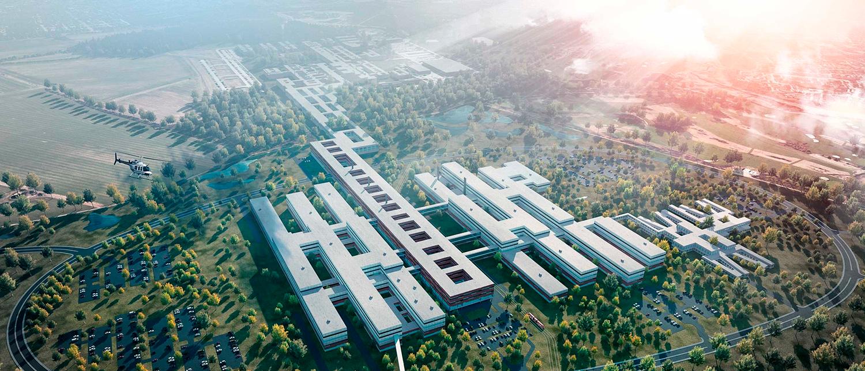 Nyt Sund: Fremtidens center for sundhedsforskning