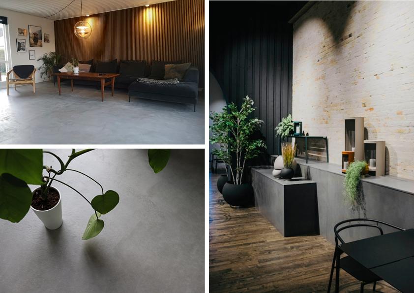 Contec Coating – betonoverflader i højeste kvalitet