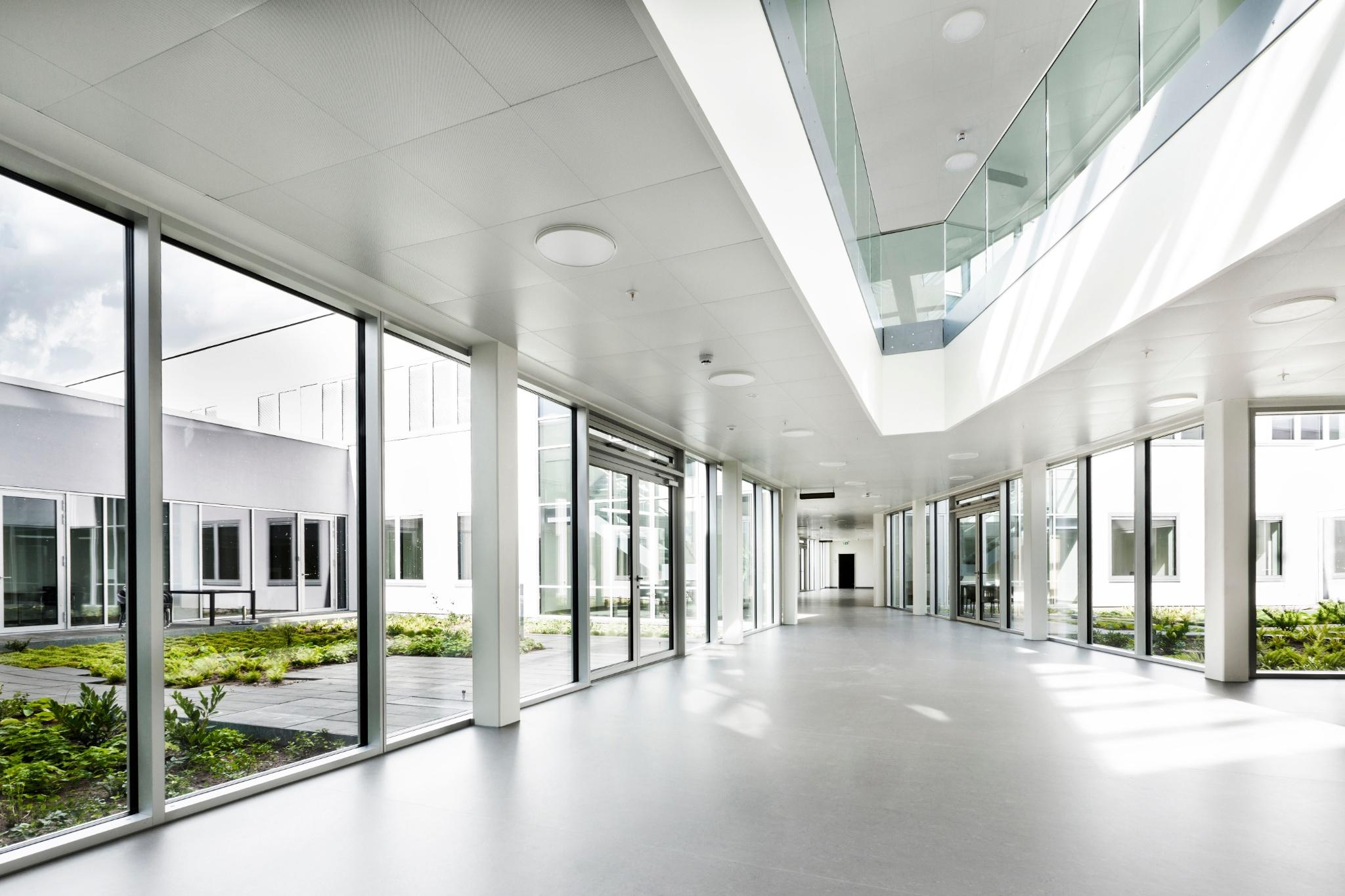 Bedre indeklima igennem bæredygtigt loftdesign