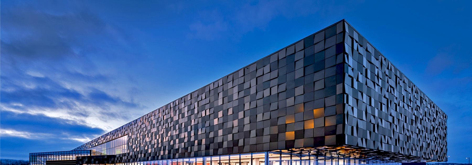 Dri-Design facader