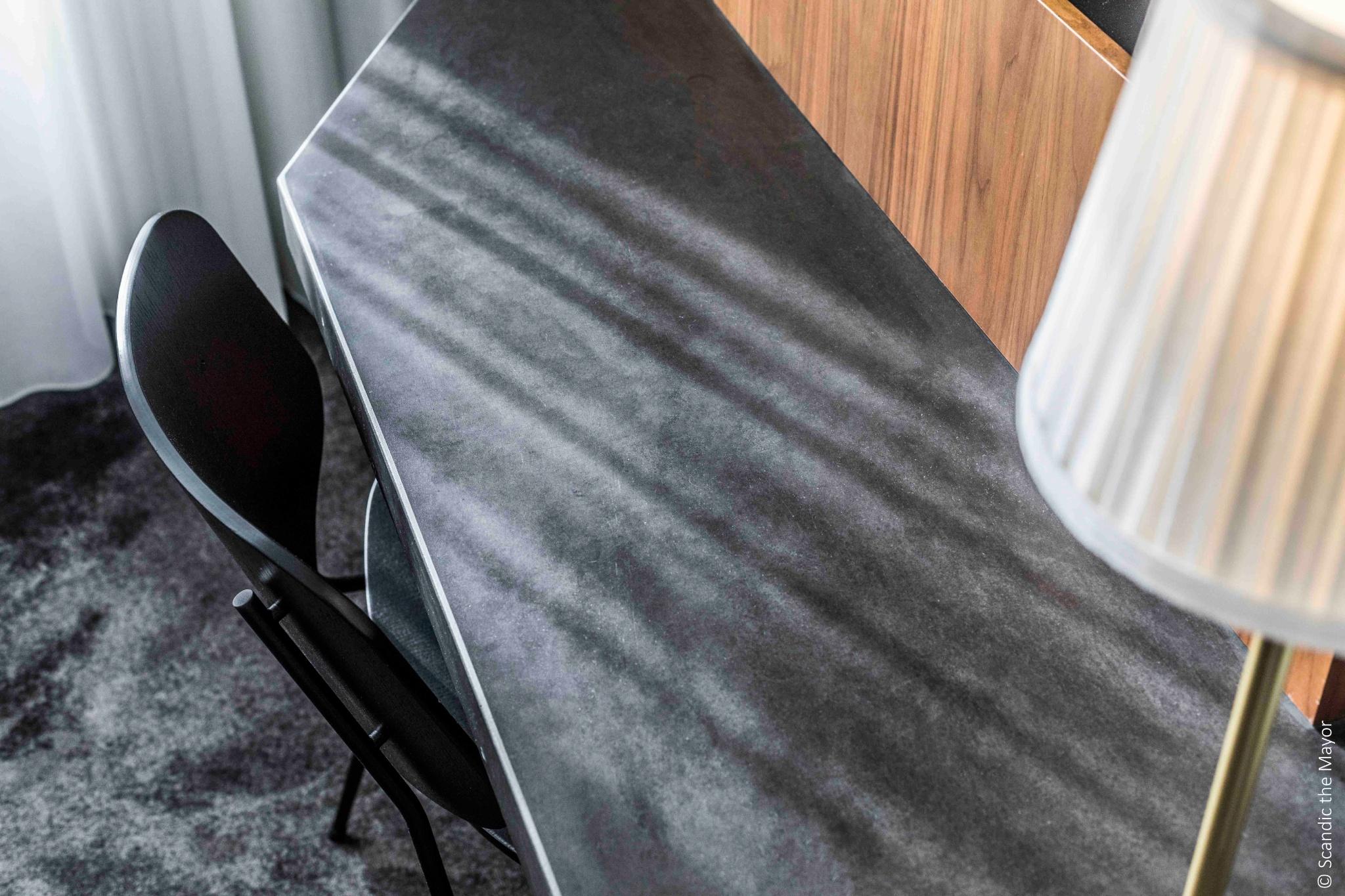 Specialdesignede bordplader i højstyrkebeton