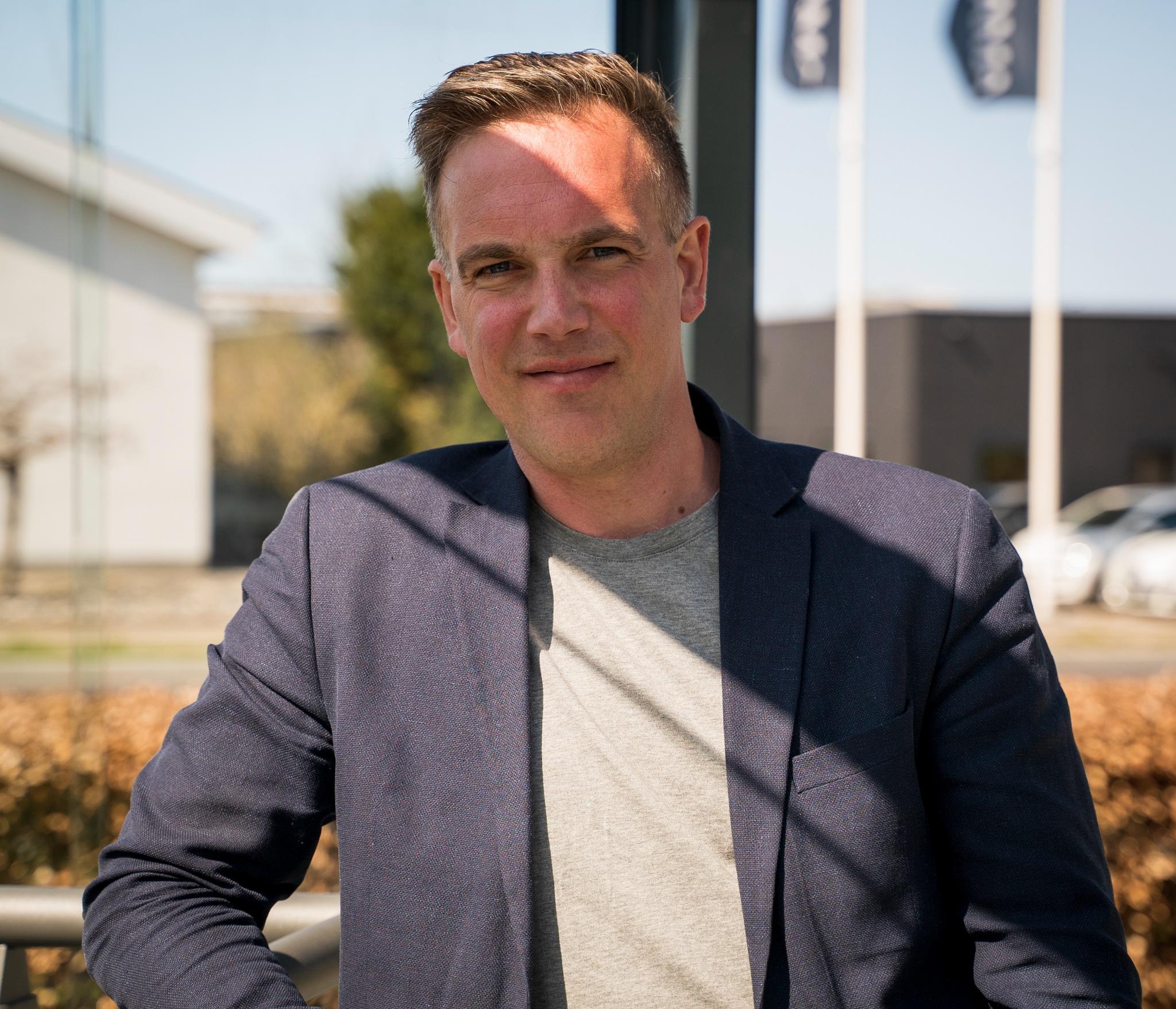 Altan- og facadeleverandør får ny skandinavisk direktør