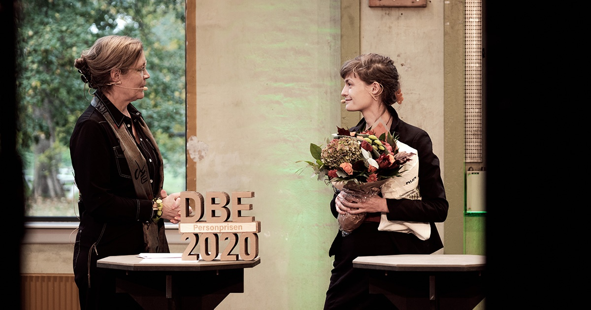Hvem skal vinde Det Bæredygtige Element 2021?