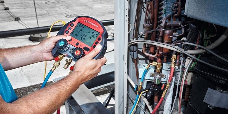 Gratis ekspertgennemgang af lasere, GPS og totalstationer, byggestøv eller køl/klimaværktøj direkte på byggepladsen
