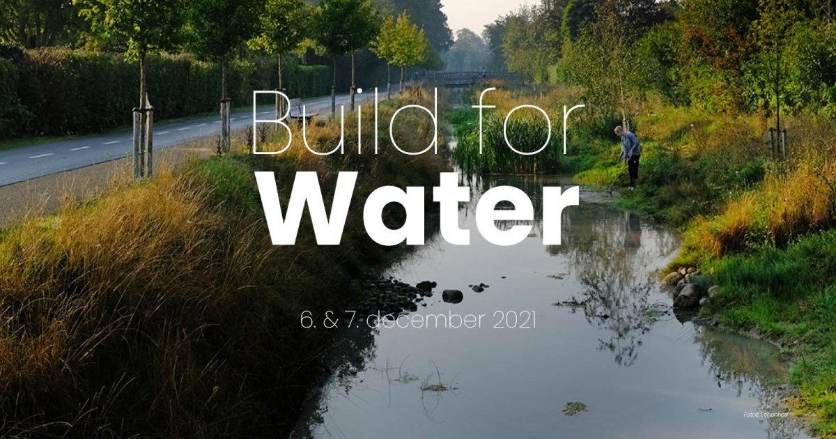 Building Green lancerer ny konference om vand og klimatilpasning