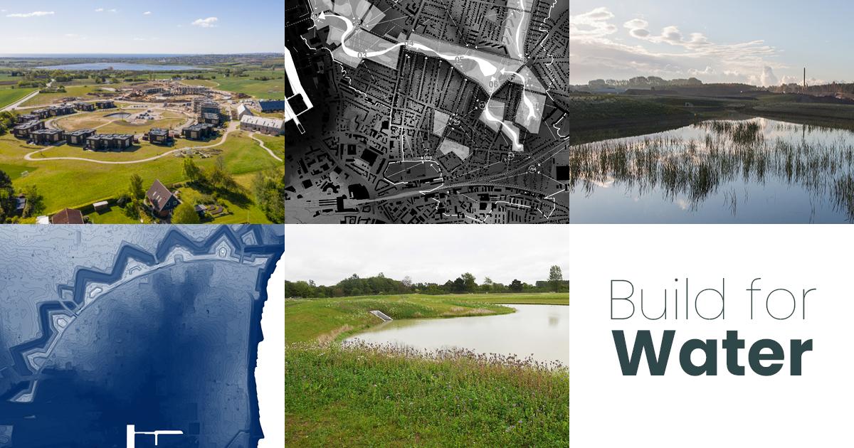 Programmet til Building Greens nye konferencen Build for Water er ude nu