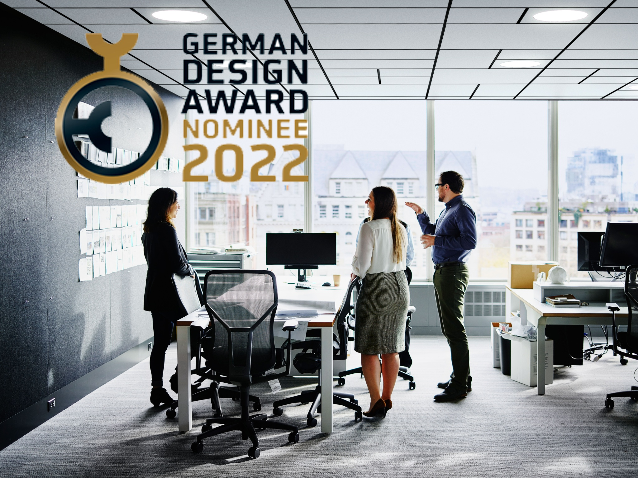 Master Eg nomineret til German Design Award