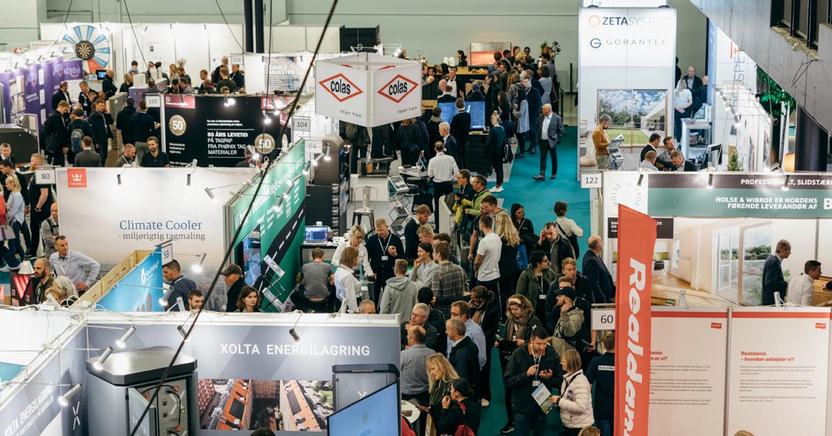 Building Green København nærmer sig – book din stand i dag