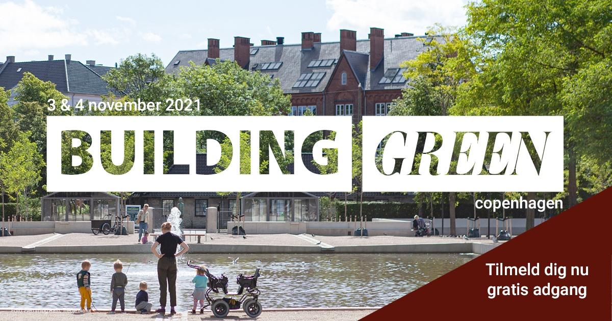 Bliv klogere på New European Bauhaus på Building Green