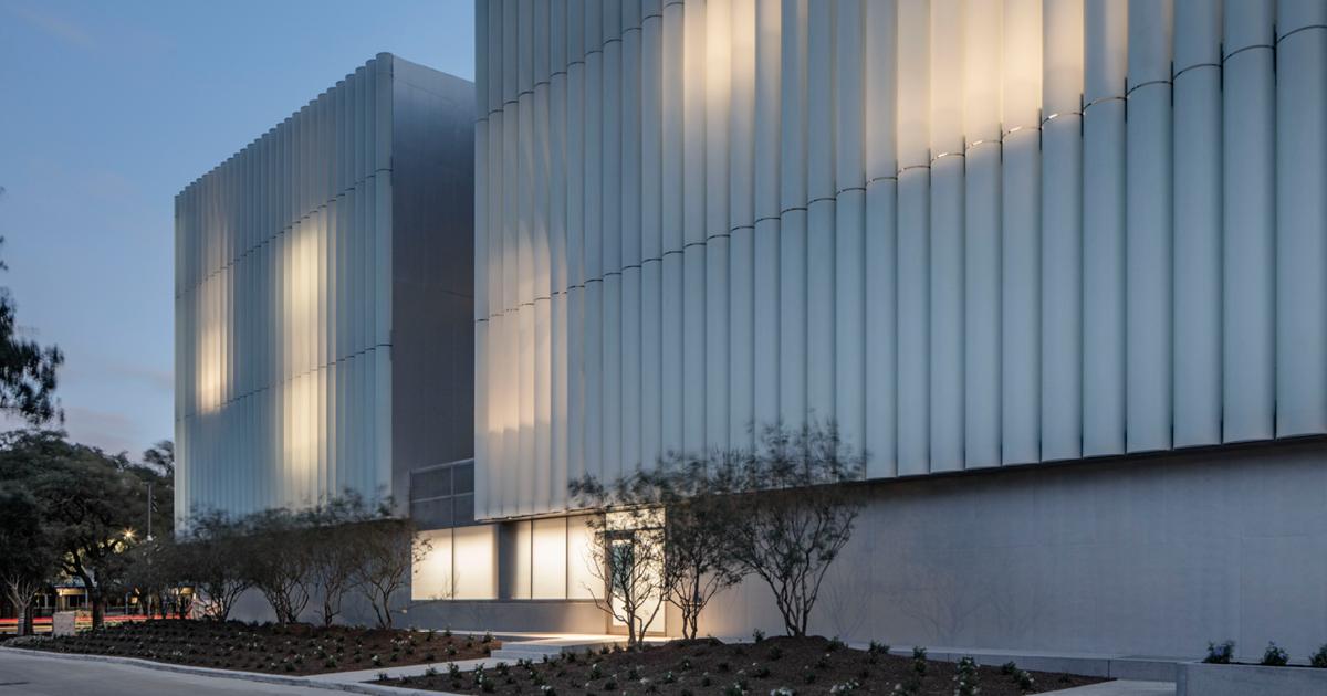 Lysende arkitekt dyrker optimismen og de gode ideer