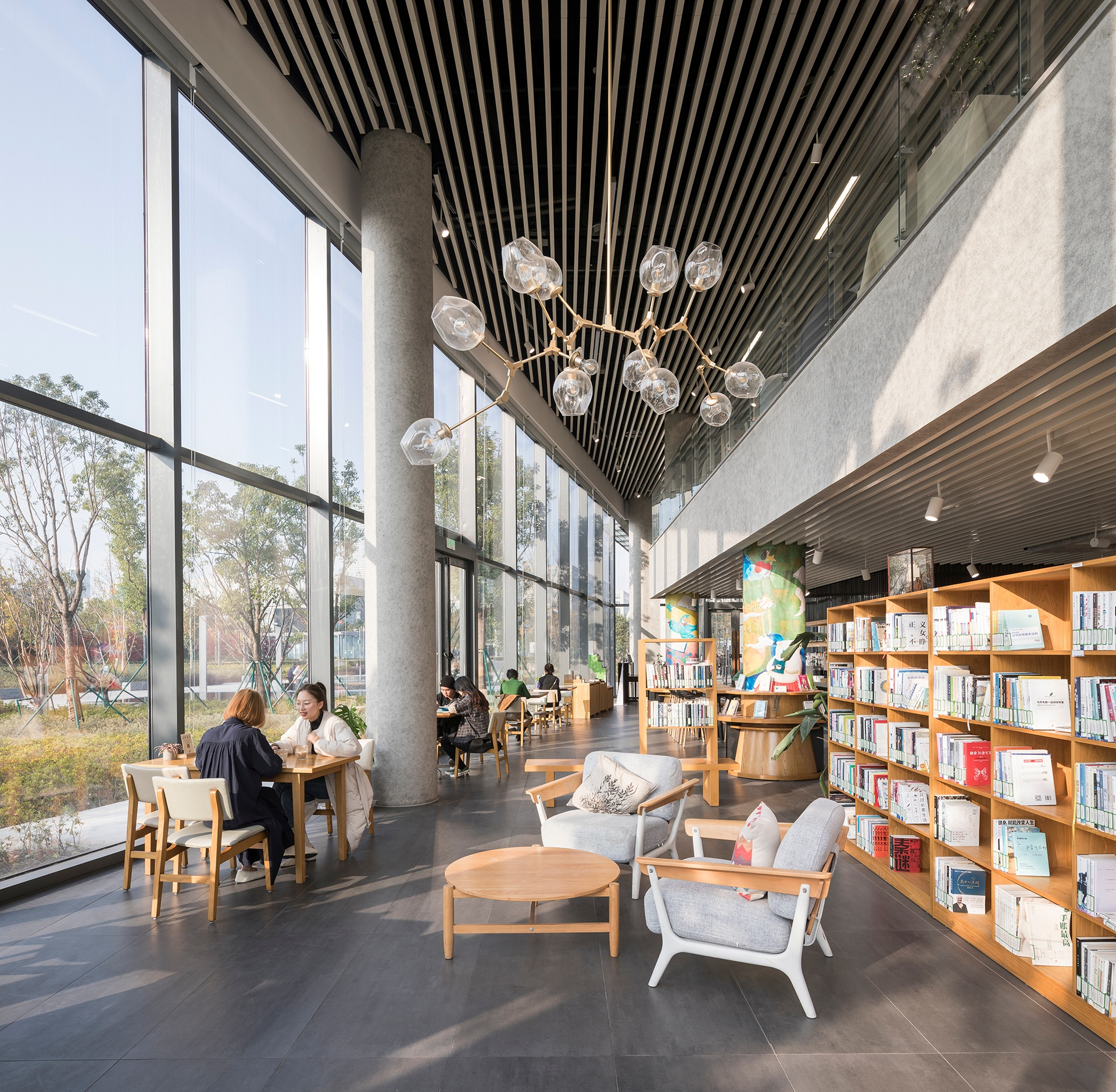Schmidt Hammer Lassen Architects_Ningbo New Library_18_1600