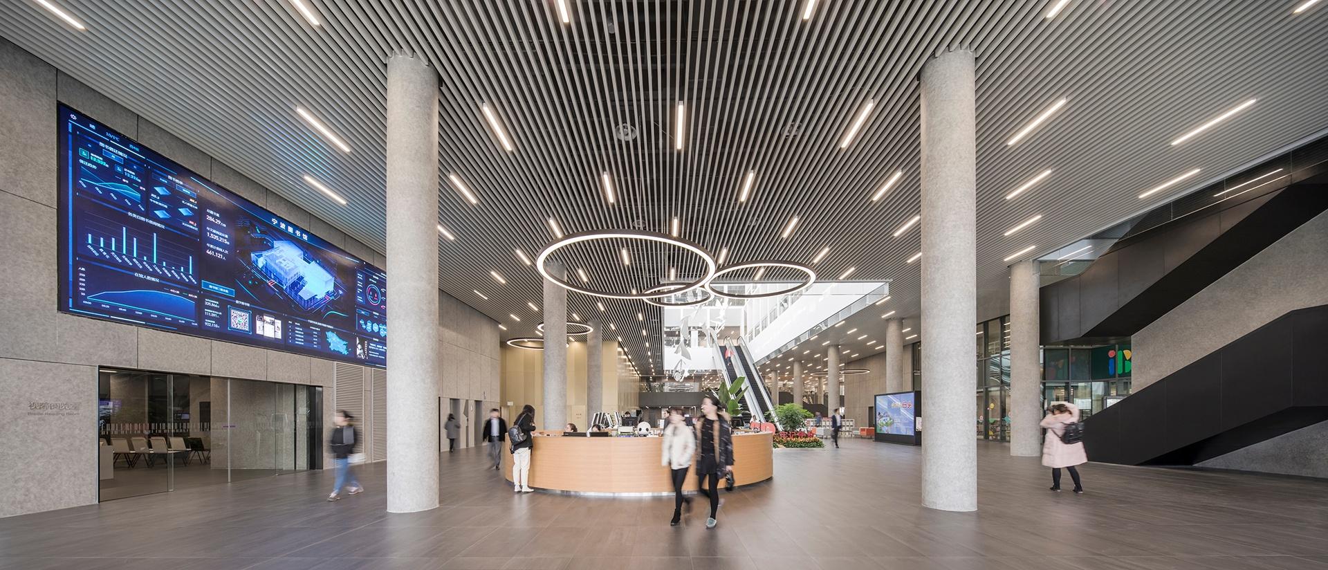 Schmidt Hammer Lassen Architects_Ningbo New Library_08__1600