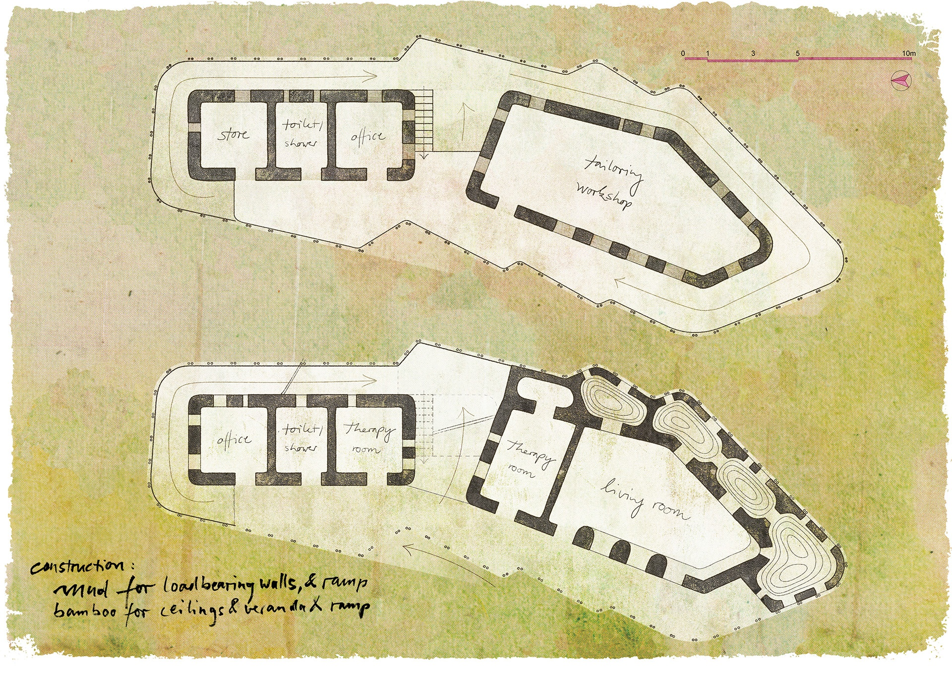 Anandaloy plans_1920