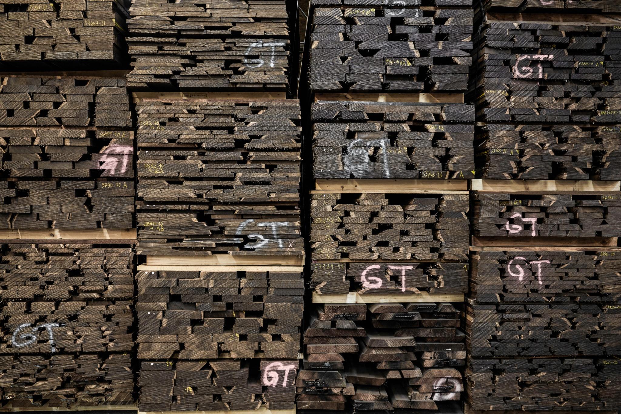 Global Timber - Stacks