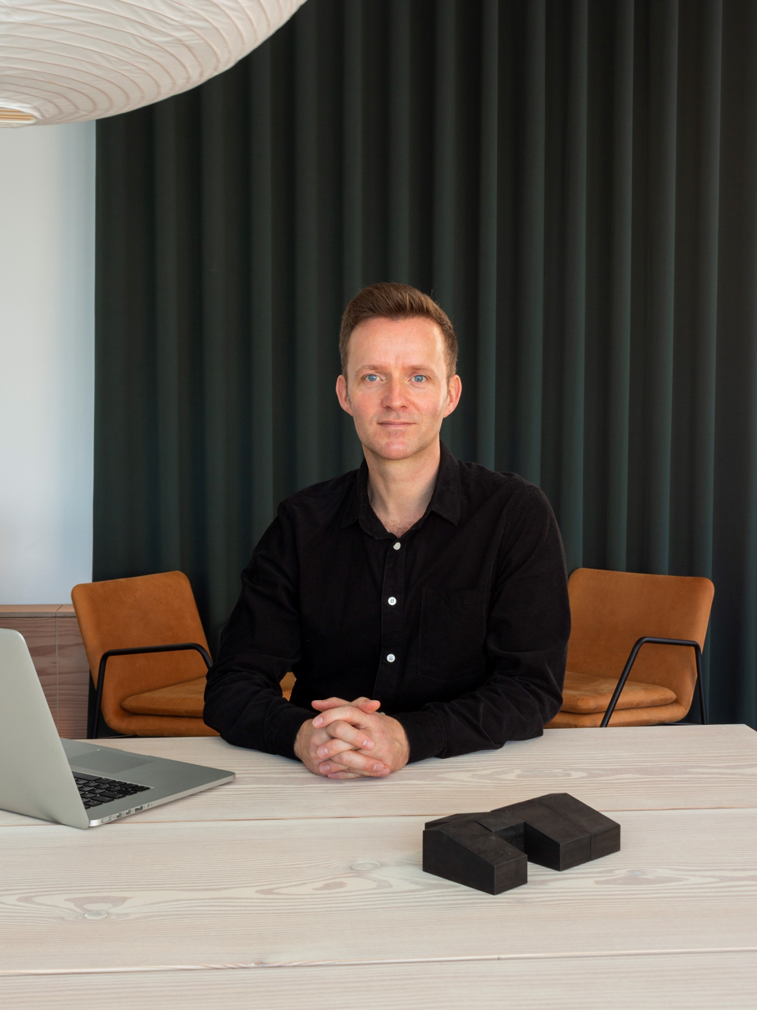 Arkitekt Lars Vejen  Njordrum