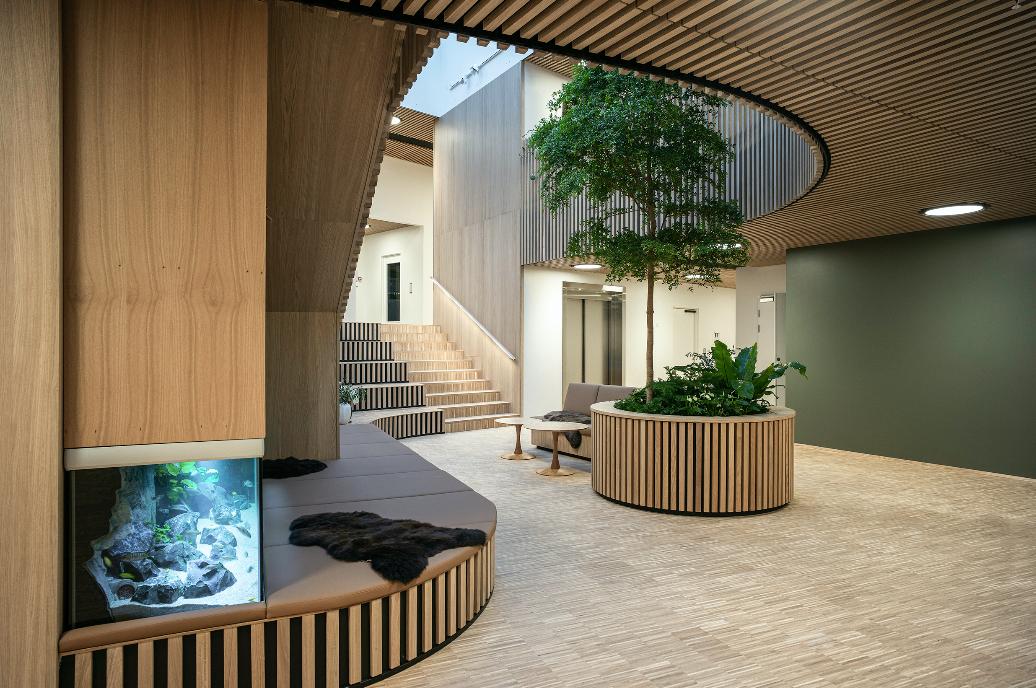 3Strandbakkehuset  Børne- og Ungehospice i Rønde - Fotograf Helene Høyer Mikkelsen