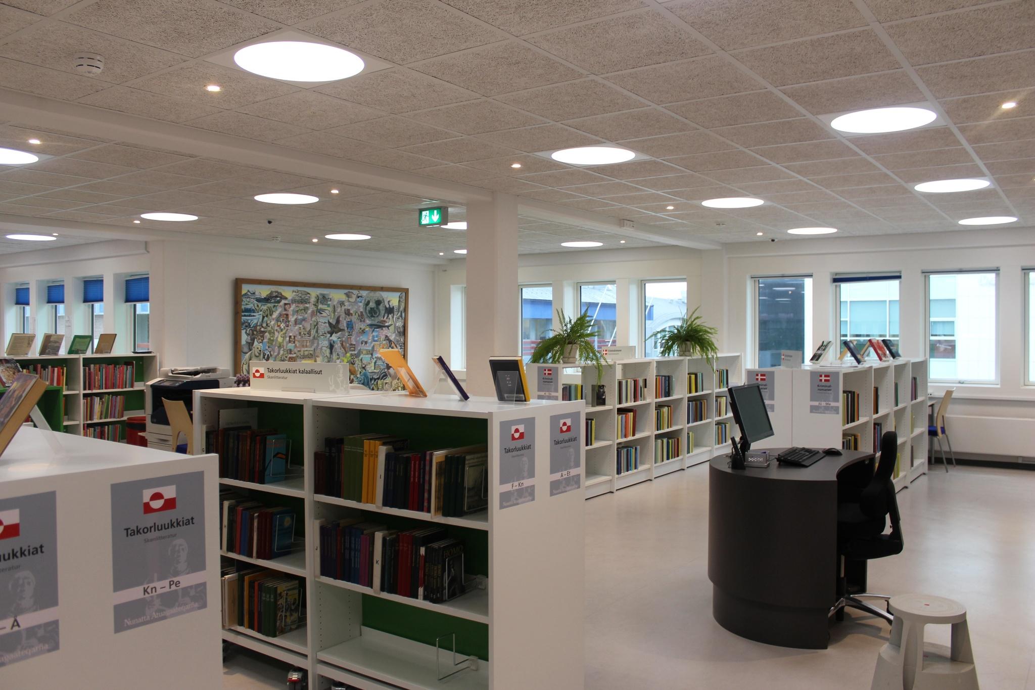 Designportræt_Lisa Dam Trapp_Grønlands bibliotek