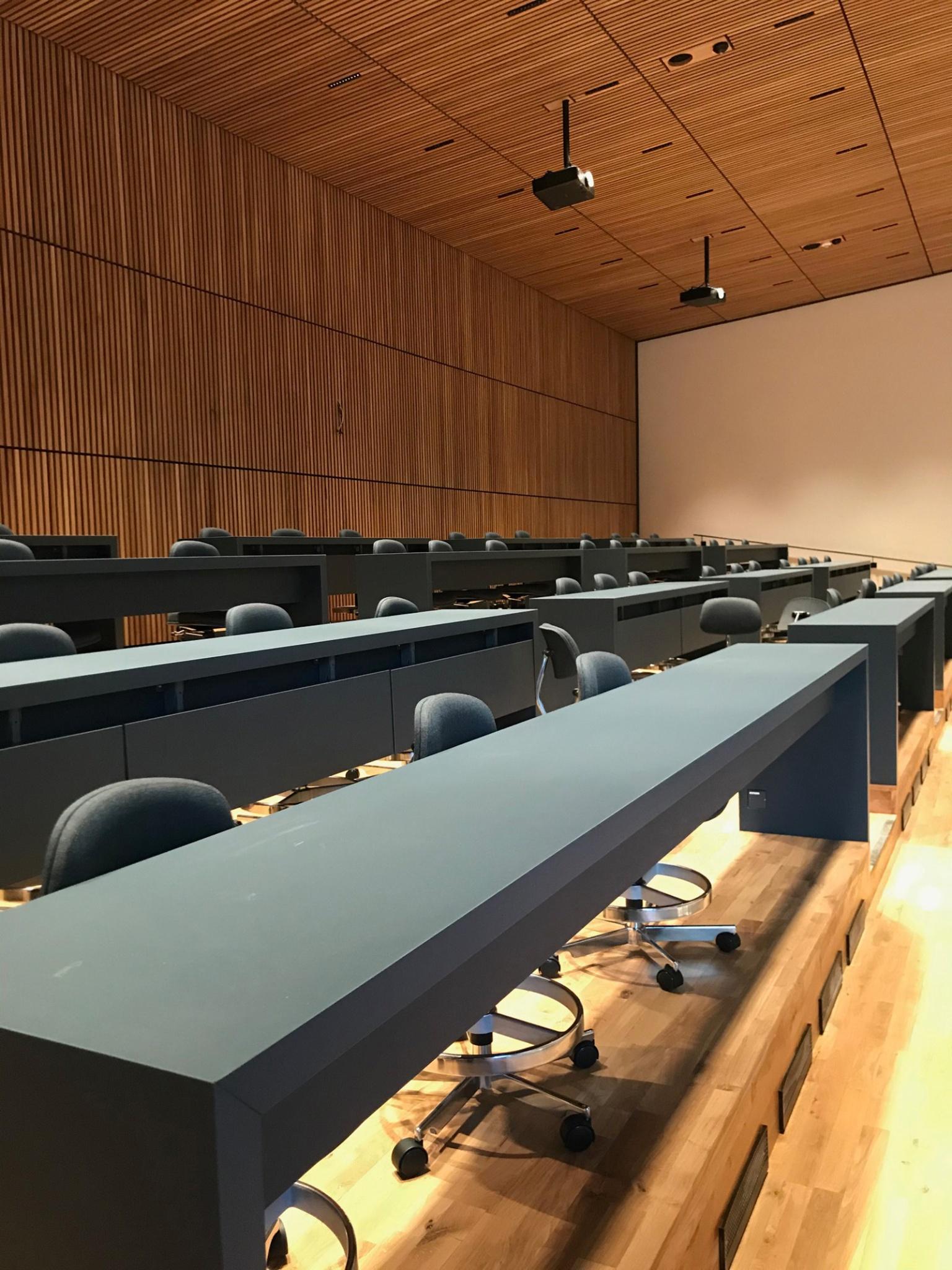 auditorie 82 bygning 116
