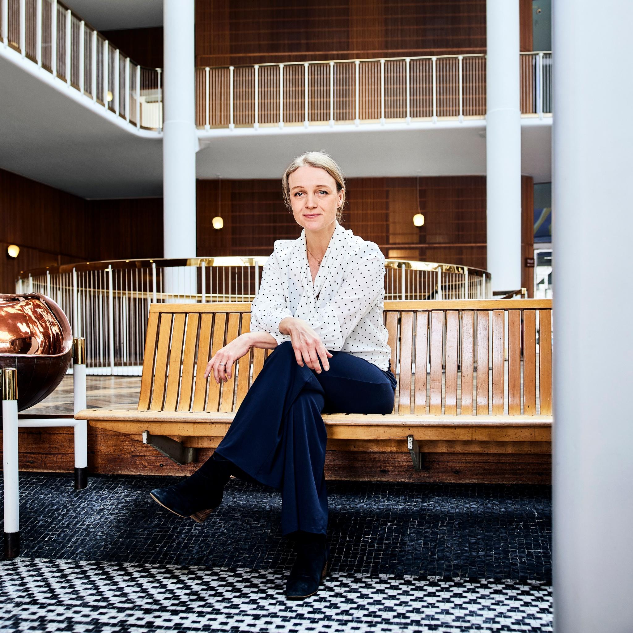 Anne Mette Boye stadsarkitekt Aarhus