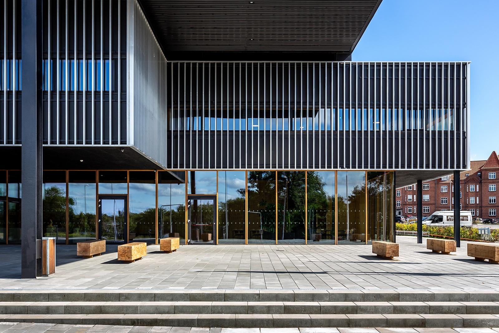 2Arena Randers_LINK arkitektur_Fotograf Thomas Illemann
