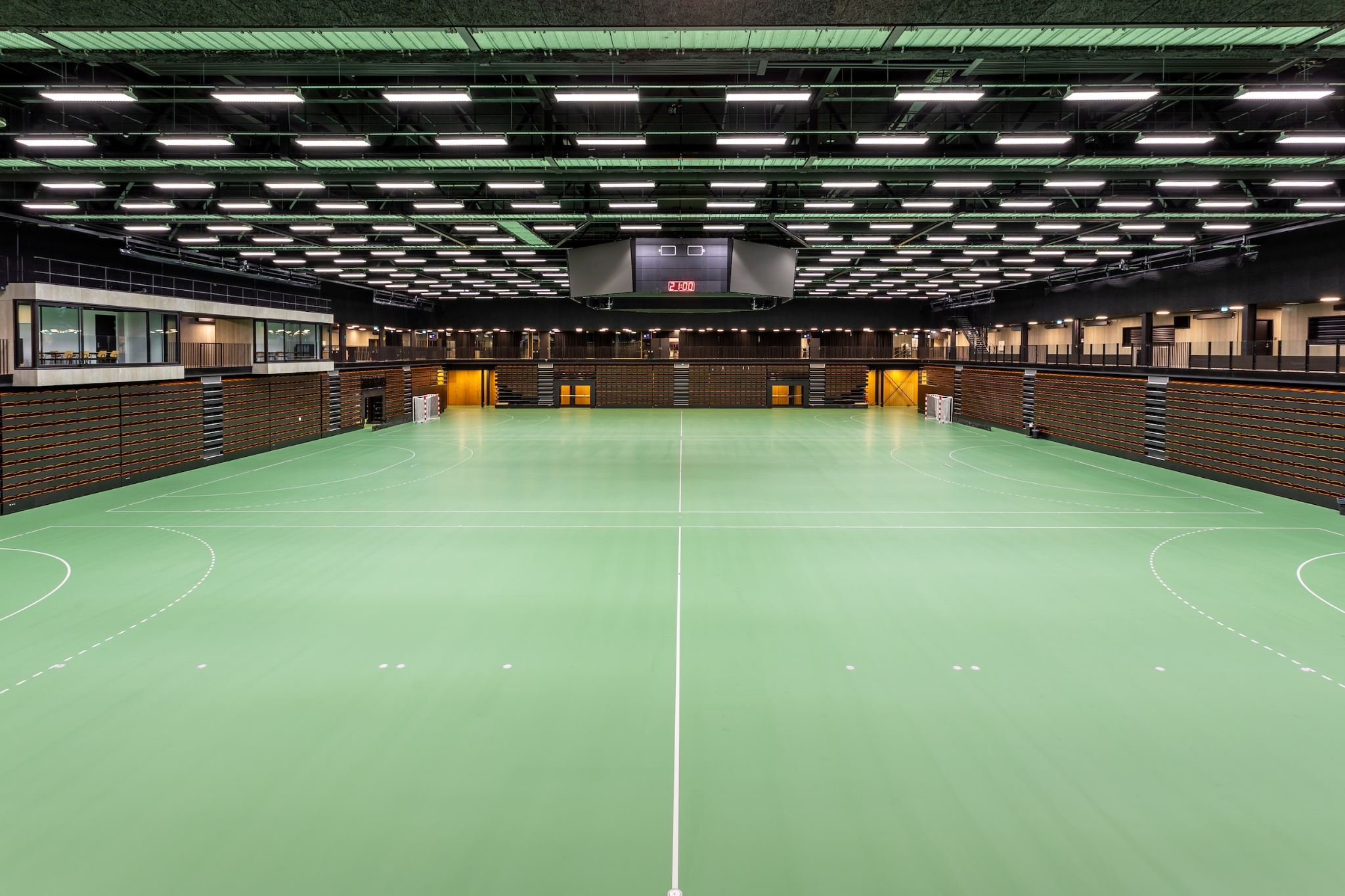 4 Arena Randers_LINK arkitektur_Fotograf Thomas Illemann