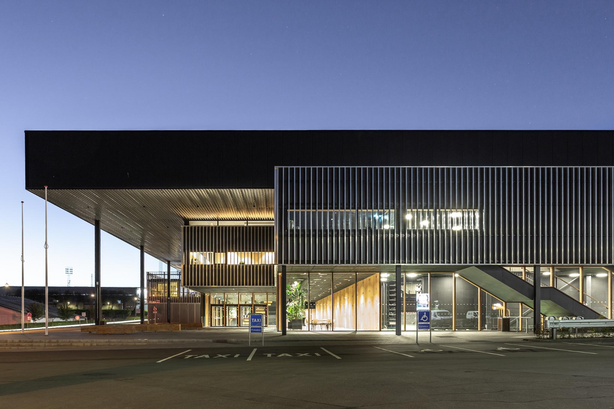5 Arena Randers_LINK arkitektur_Fotograf Thomas Illemann