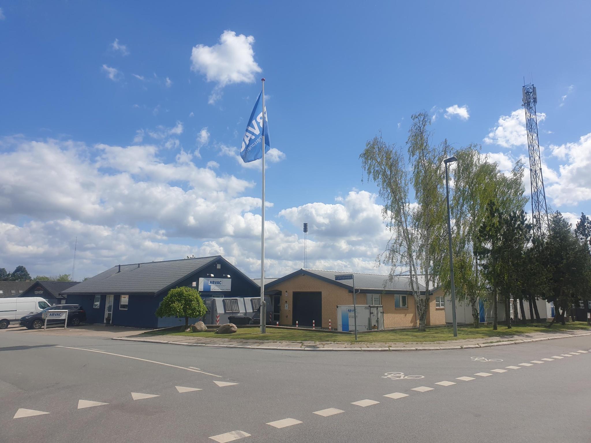 Hovedkontor i Stenløse