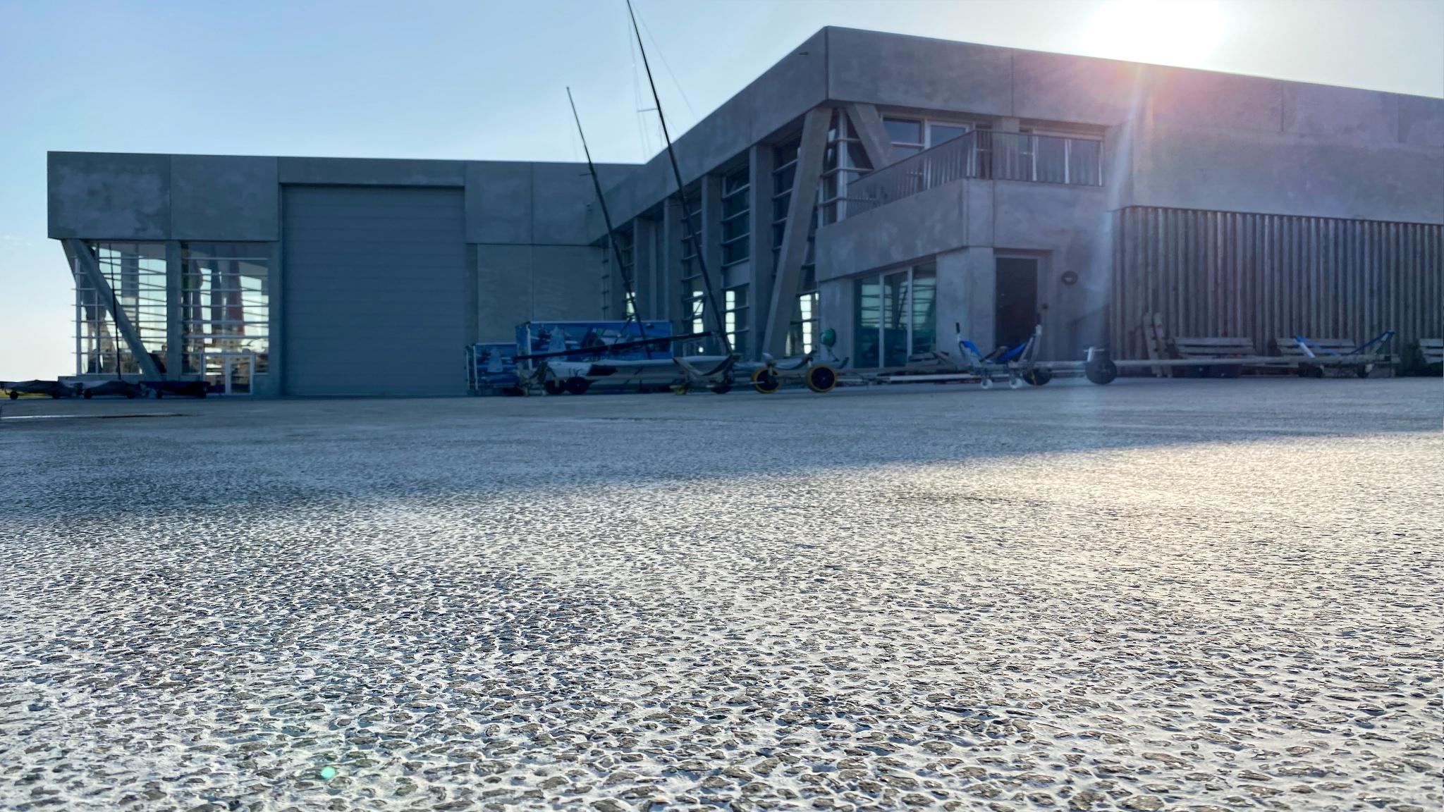 2_Confalt foran Århus Sejlsportscenter