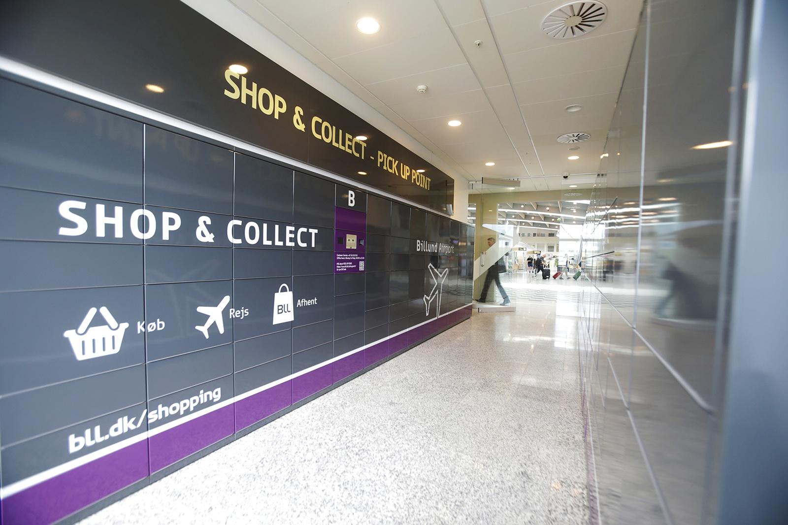 myRENZbox-Billund lufthavn-shop-collect