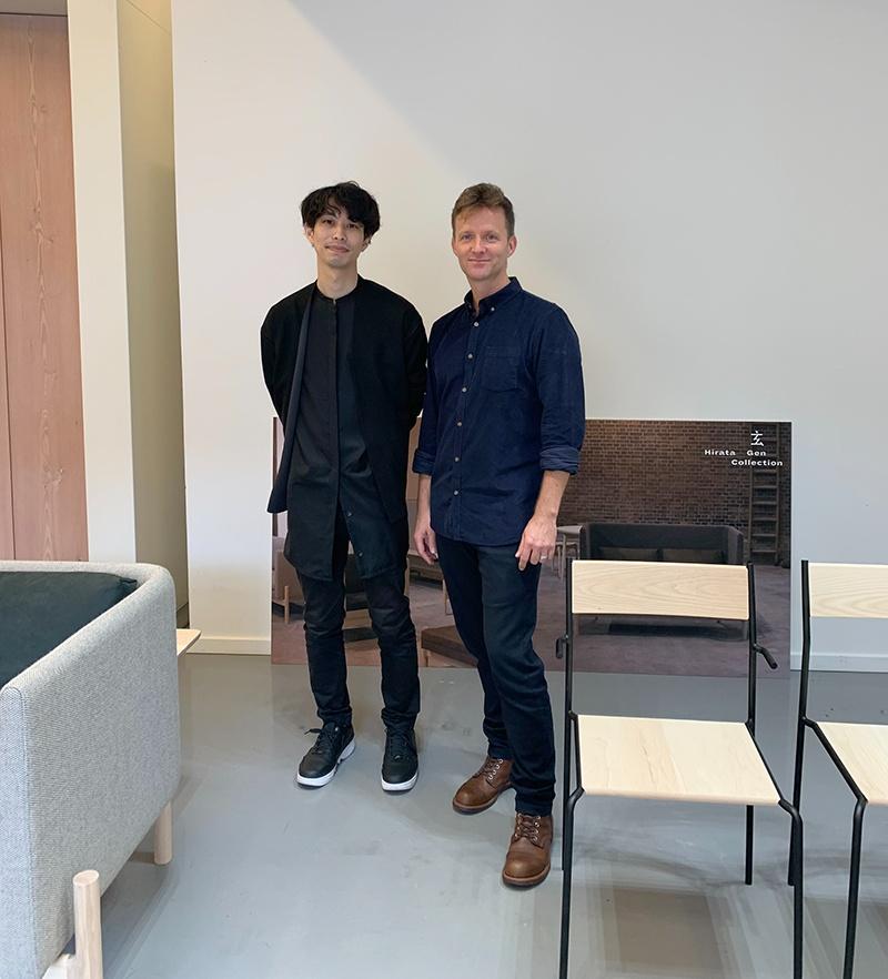 3 Days of Design_Lars Vejen og Ishiko_Foto_Astrid Ellemo